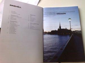 Saab bidrar till att göra Sverige och världen säkrare