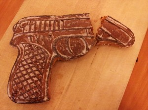 KEX-pistol