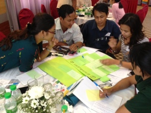 Fredsplanering i Yangon