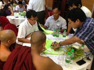 Vägar till fred i Burma