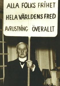 Carl Lindhagen 1 maj 1940