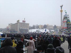 Maidan, Kiev / Євромайдан