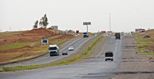 Motorväg mellan Erbil och Mosul, Irak. Foto: Kyselak / Wikimedia Commons